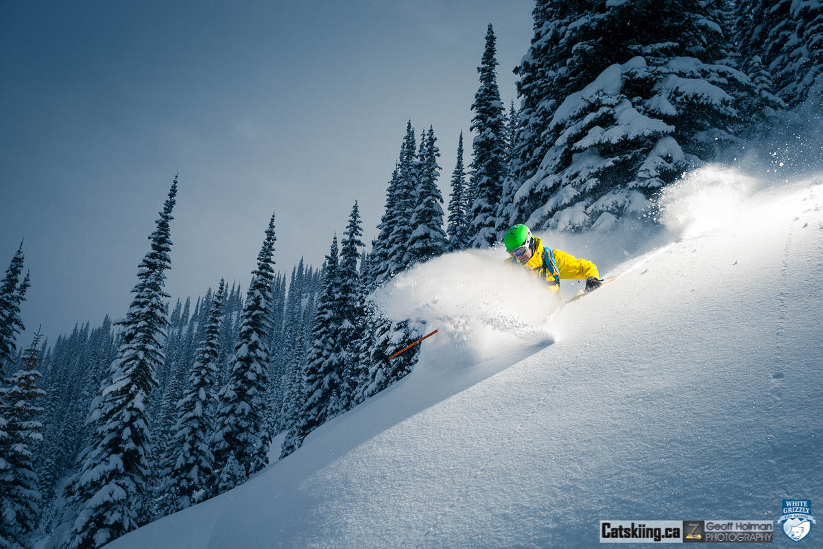 Early Season Adventure at White Grizzly Catskiing